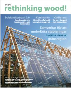 Magasinet We are rethinking wood!